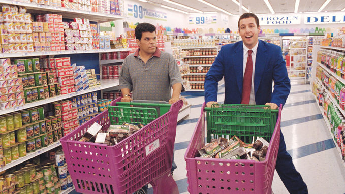 Adam Sandler | All 37 Movies, Ranked | Thrillist