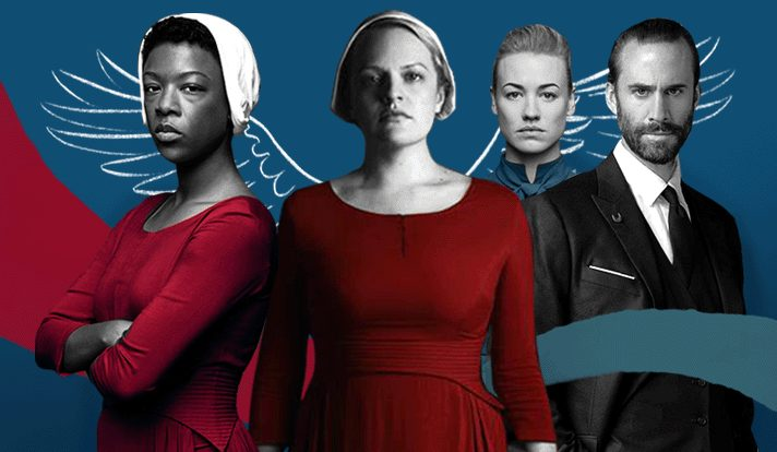 """The Handmaid's Tale 